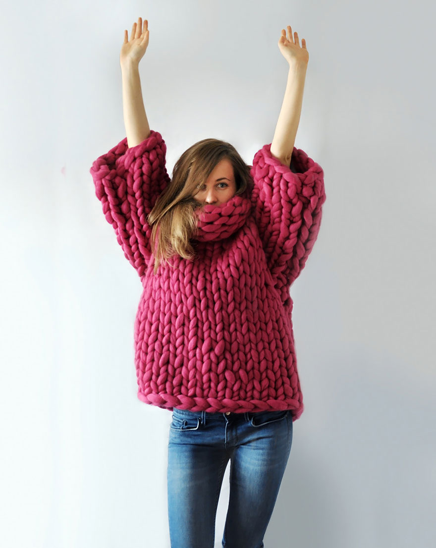 giant-super-chunky-wool-knitwear-blankets-anna-mo-7