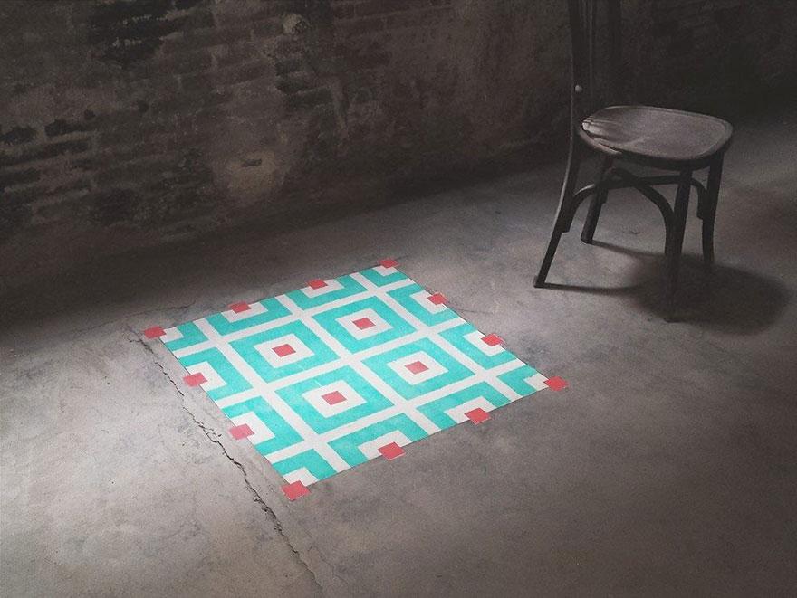 graffiti-spray-paint-tile-pattern-floor-installations-javier-de-riba-6