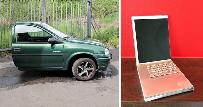 Husband Gave His Unfaithful Ex-Wife Half Of Everything He Owned – Literally