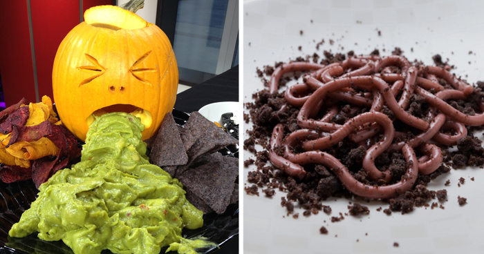 20+ Halloween Snacks That Look So Wrong But Taste So Right | Bored ...