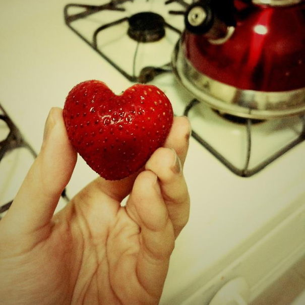 Heart Strawberry, Ny