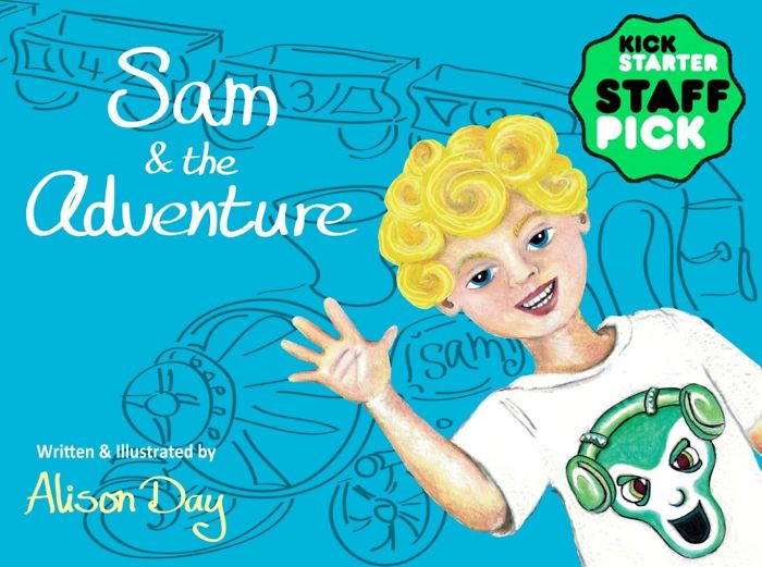 Sam & The Adventure — The Story Behind The Mural