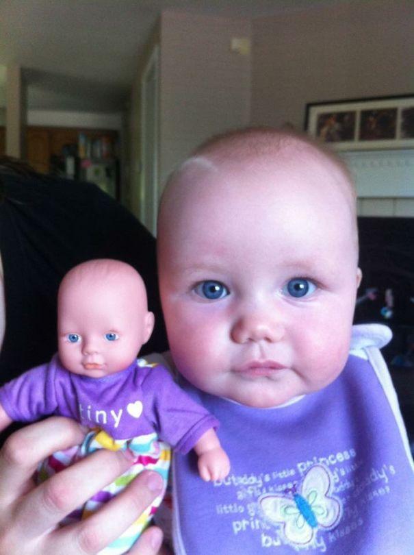 Amelia's Twin!