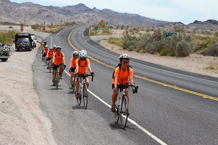 25 Teens From Around The World Unite To Bike 3,000 Miles Across The Us To Rescue Orphans