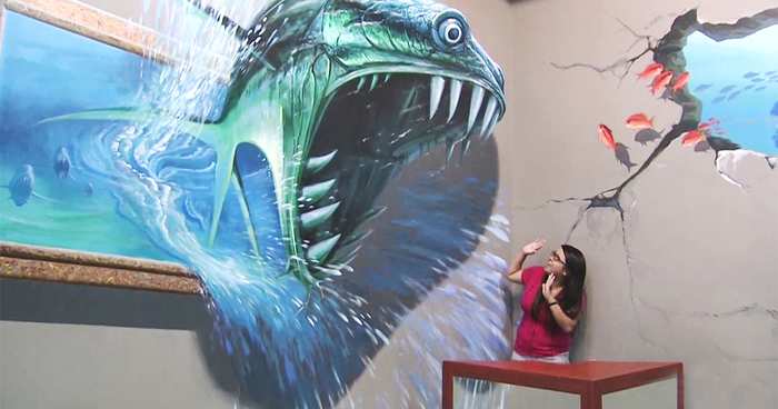 3d Art Museum In Philippines Lets You Become A Part Of
