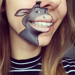 New Cartoon Lip Art By Laura Jenkinson