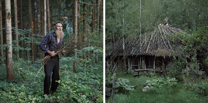 Thought-Provoking Photographs Of People Living Alone In ...