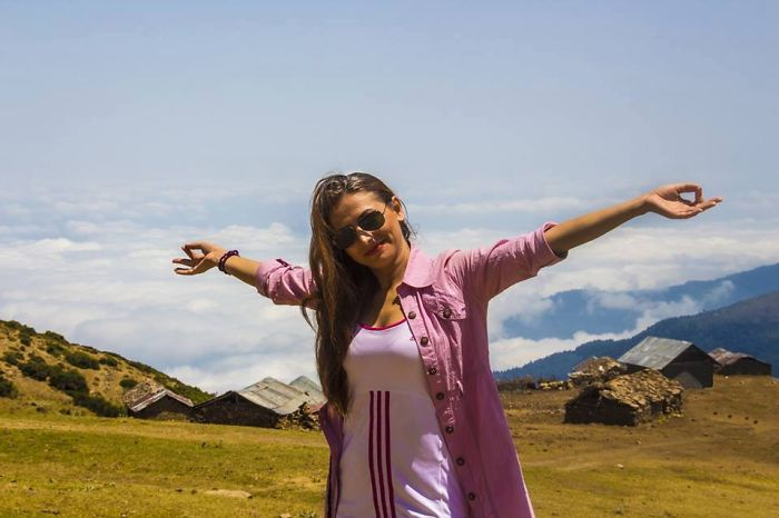 Freedom And Relief On The Altitudes Of 2700 Meters Above Sea Level
