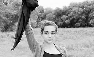 Iranian Women Post Pics With Their Hair Flying Free To Protest Strict Hijab Laws