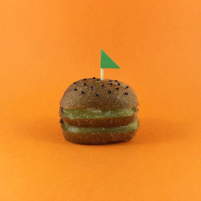 I Turn Fruits & Vegetables Into Hotdogs, Burgers, Ice Cream & Cakes