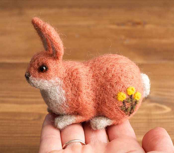 Fiber Into Form: I Felt Realistic Animals From Wool