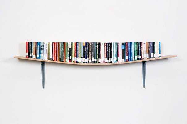 This Shelf, These Books