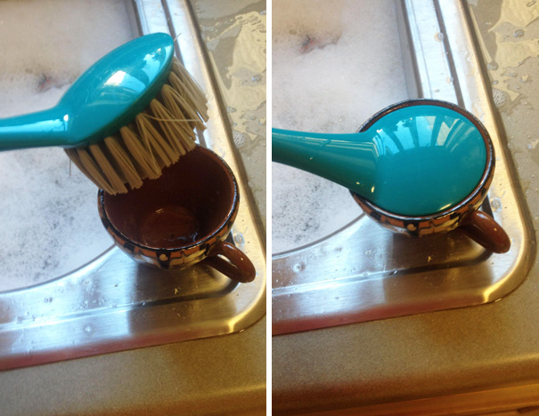 Satisfying Dish Washing