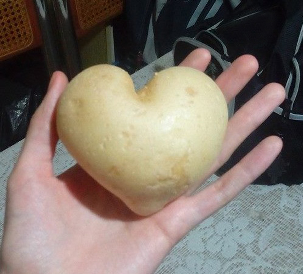 #23 Perfect Heart Potato