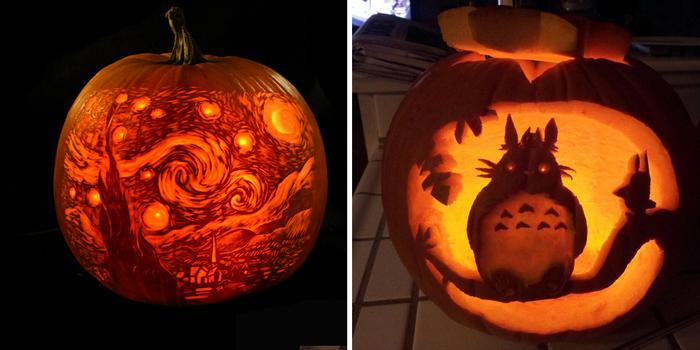 share your halloween pumpkin carvings with us bored panda rh boredpanda com