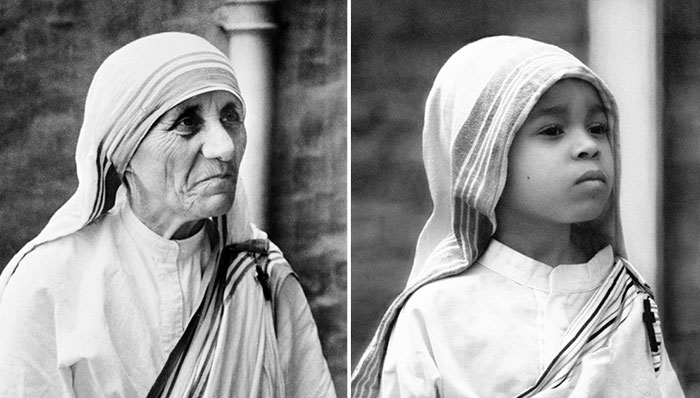 My 5-Year-Old Daughter Recreates Photos Of Heroic Women To Learn History