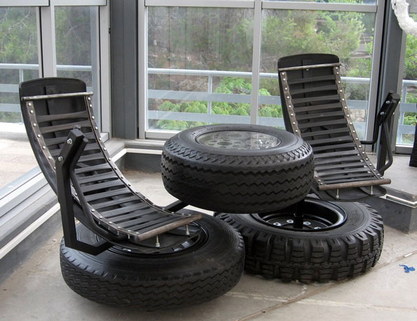 Tire Outdoor Furniture