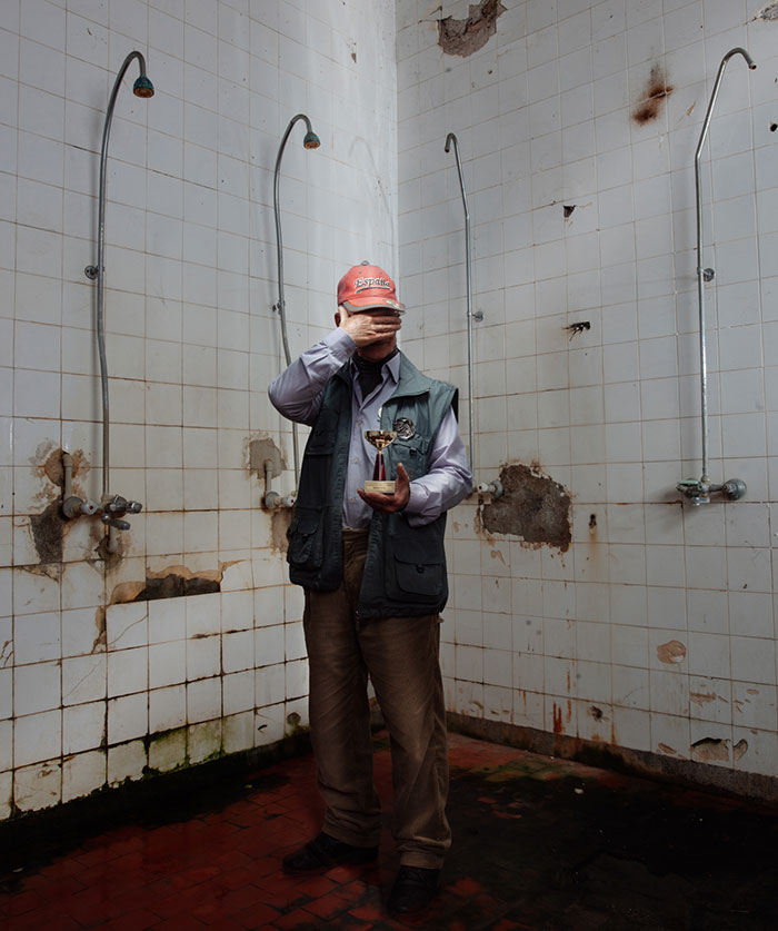 Portraits Of Shame: Terrible Conditions Of Professional Sportsmen's Training In Bulgaria