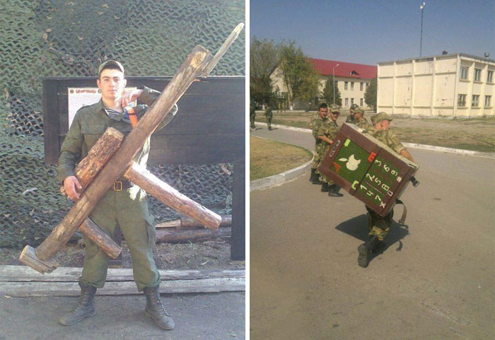 Punishments In Russian Army