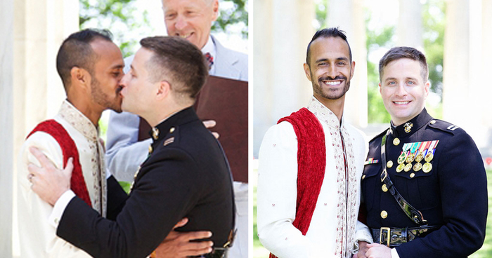 how to get same sex marriage in washington dc in Little Rock