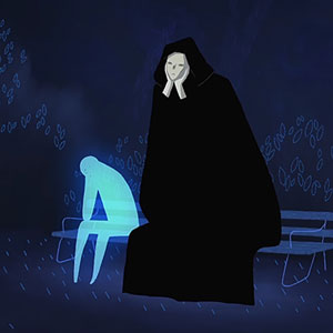 Award-Winning Short Animation About A Lost Soul Meeting Death