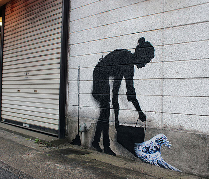 Asia's Social And Political Issues Through The Eyes Of Pejac
