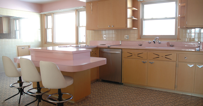 This 1956 Kitchen Hasn't Been Touched For 50 Years | Bored Panda  S Kitchen Design on 90s kitchen design, 1900 kitchen design, 1940s kitchen design, classic kitchen design, 60s bathroom, 40s kitchen design, hollywood kitchen design, 1920s kitchen design, african kitchen design, 50's kitchen design, cool kitchen design, 1990's kitchen design, indian kitchen design, modern kitchen design, new wave kitchen design, american kitchen design, rock kitchen design, male kitchen design, vintage kitchen design,