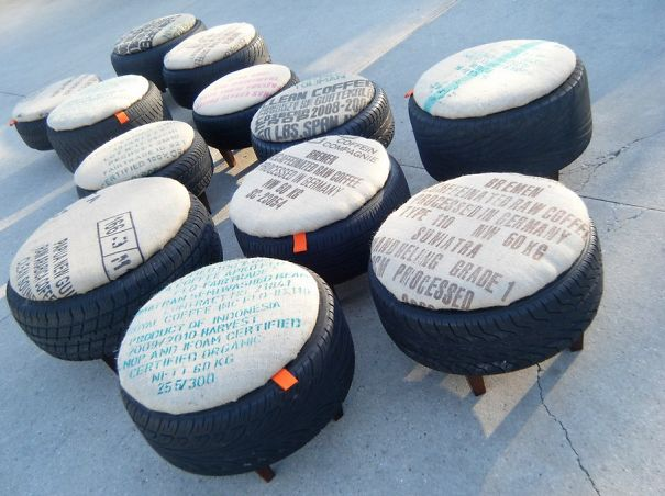 43 Brilliant Ways To Reuse And Recycle Old Tires | Bored Panda