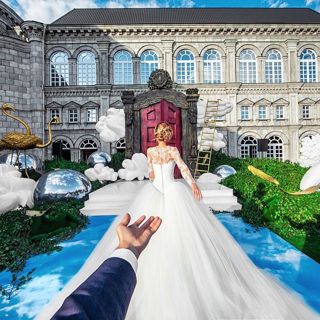 The Famous #FollowMeTo Couple Finally Got Married!