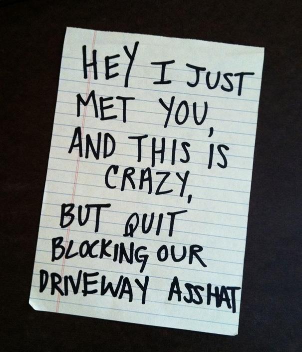 Hey, I Just Met You