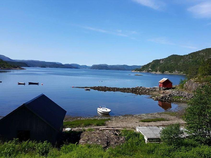 Hovikbukta, Namsos, Nord-trondelag