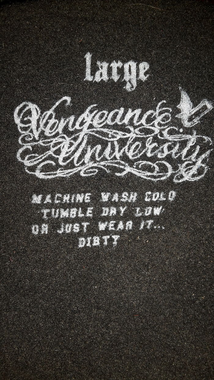 The Cheeky Vengeance University