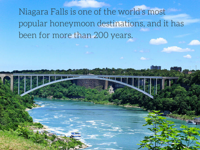21 Facts We'll Bet You Didn't Know About Niagara Falls