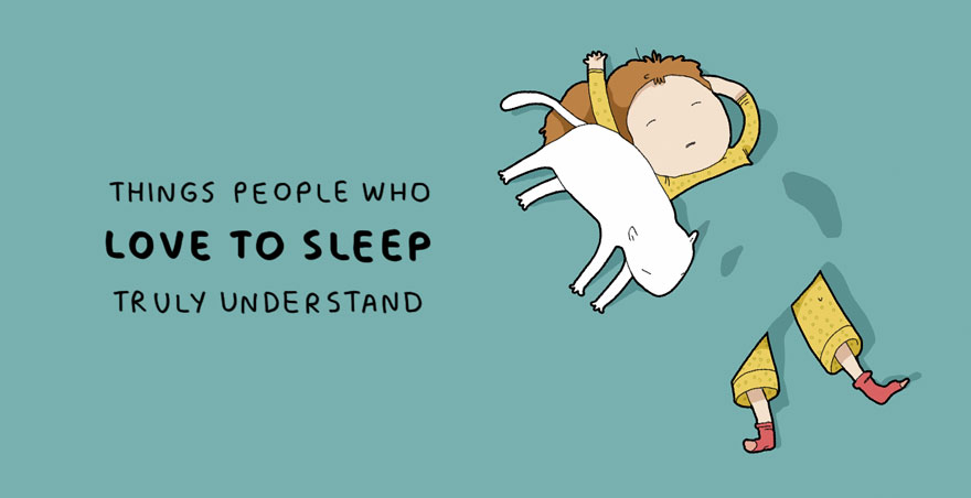15 Things People Who Love To Sleep Truly Understand | Bored Panda