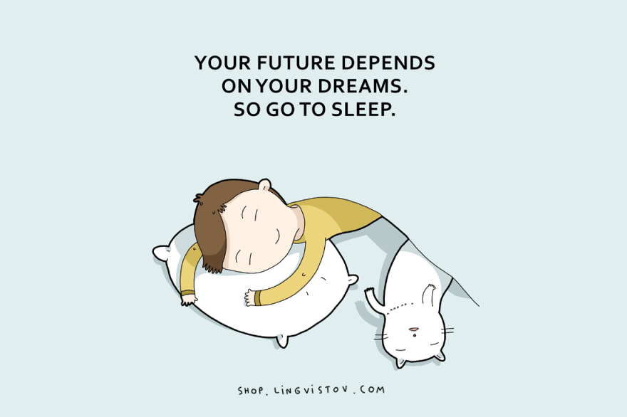 15 Things People Who Love To Sleep Truly Understand
