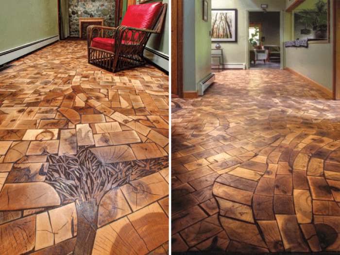 20 Amazing Wooden Floors You Will Never Have At Home