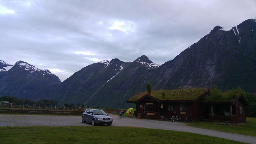 Trollstigen Camping