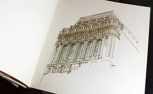 I Like To Draw Buildings In New York City