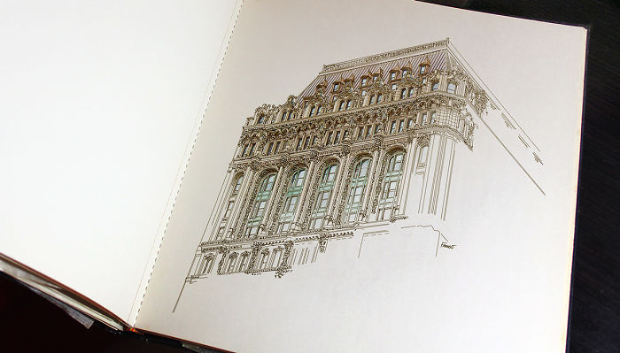 I Like To Draw Buildings In New York City Bored Panda