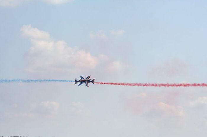 Patrouille De France – 11 Juillet 2010 – Brive La Gaillarde