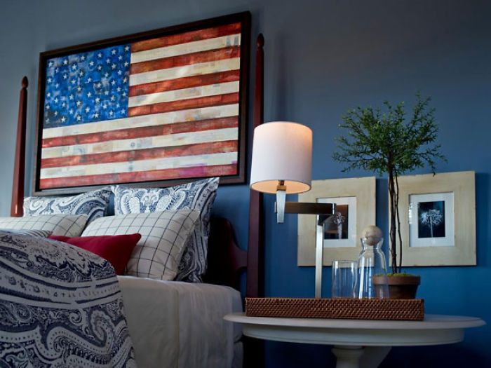 Add A Touch Of Patriotism To Your Home Decor