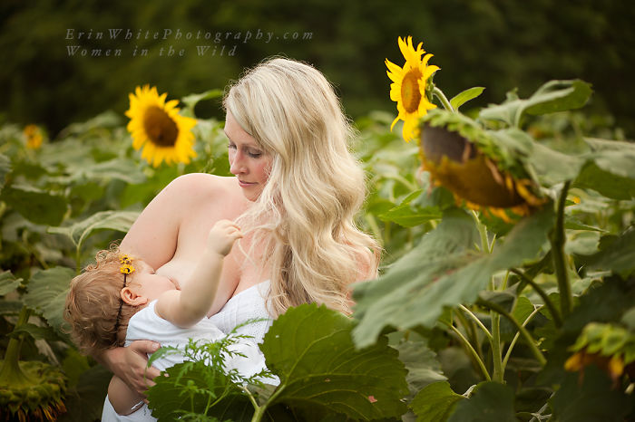 Women In The Wild: Mothers Tell Their Breastfeeding Stories To Encourage Others (part 2)