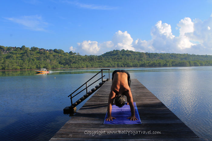 Our Favorite Yogi Comes To Bali!