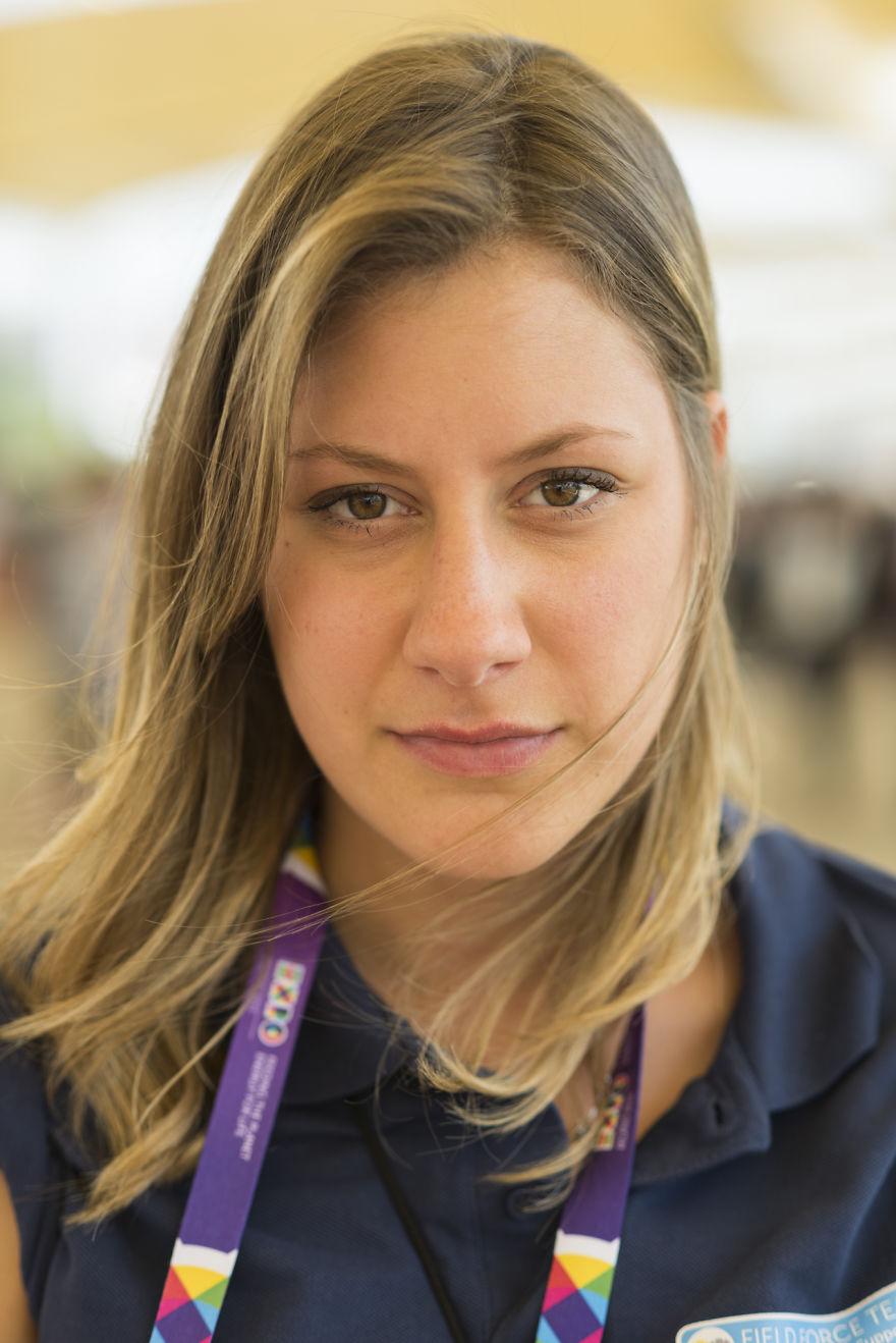 Expofaces - The True Face Of Expo Milano 2015