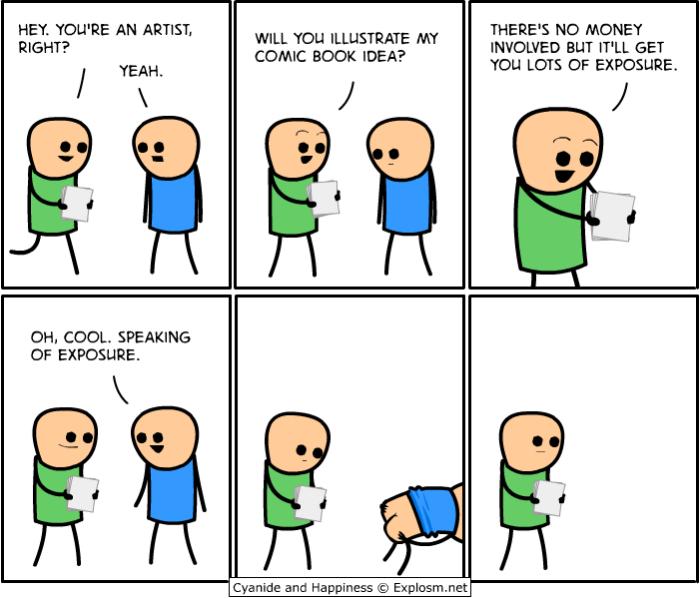A Designer's Life In 10 Hilarious Cartoons