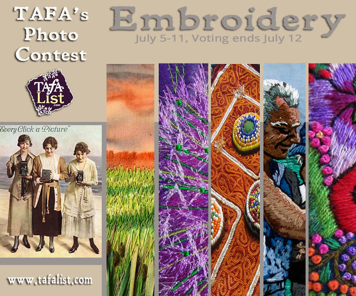 Embroidery Photo Contest