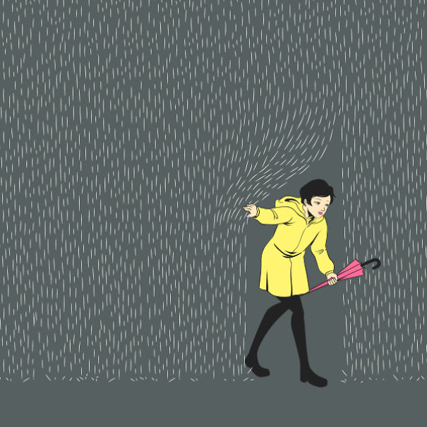 I Play With People's Minds By Illustrating Optical Illusions