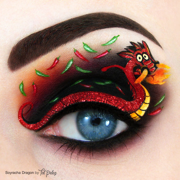 I Use Eyes As A Canvas For My Art | Bored Panda  I Use Eyes As A...