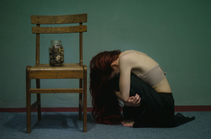 The Fear Jar Project: I Express My Negative Feelings And Emotions Through Photography