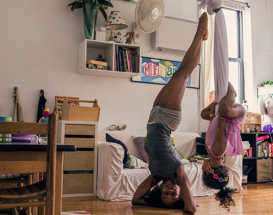 i photograph dancers in their own homes bored panda